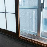 障子風の窓はペアガラスの3層構造。和室の障子風内窓は断熱・結露対策のインプラス。